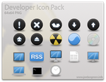 Developer Icon Pack by jordygreen