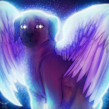 Guardian Angel 2017 by GalaxyBlues