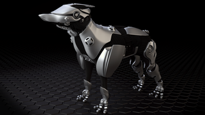 Dog Scout by betasector