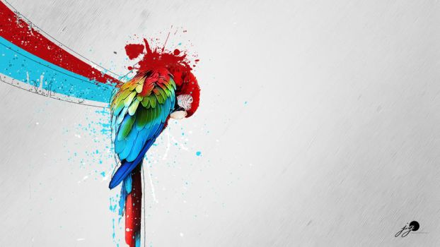 explosion of colors II-Wallpaper by johngiannis27