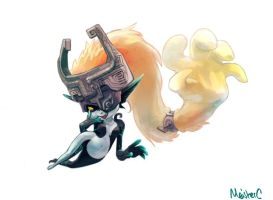 Midna by MeisterC