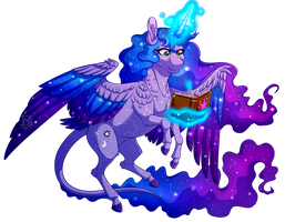 {Commission} : Princess Cassiopeia Aurora by Micky-Ann