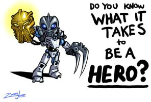 What It Takes To Be A Hero by Chromatic-Ninja