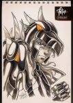 COPIC sketch 55 SIEGFRIED by FranciscoETCHART