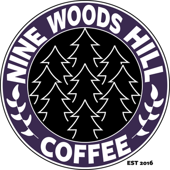 Nine Woods Hill Coffee by kosmosuzuki
