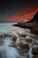 Southarm Sunset by alexwise