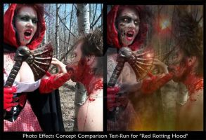 Red Rotting Hood By Darkriddle1 by VisualEyeCandy