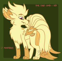 Ninetails Custom by Storied