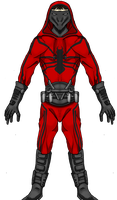 The Spider-Files: Code Name: Tarantula by skysoul25