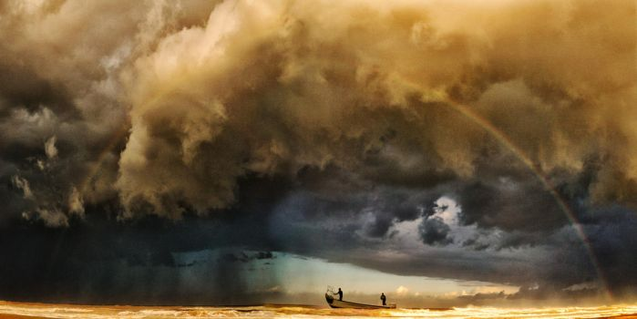 Riders on the Storm by ahermin