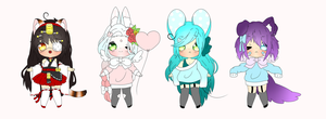 Open Adoptable batch 1 lowered price by ChromSuu