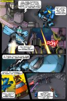 Crisis Of Conscience pt2 pg2 by Drivaaar