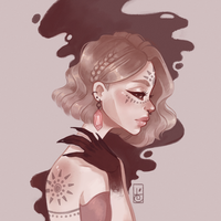 Bewitching + SOCIETY6 STORE OPEN! by Felidre