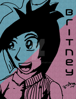 Britney Promotional Artwork by Joshtrip1