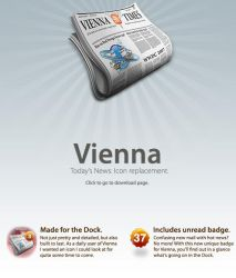 Vienna replacement icon. by send