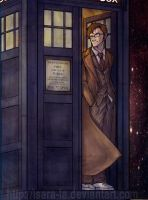 Tenth Doctor by Isara-La