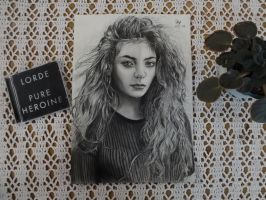 Lorde by Williaaaaaam