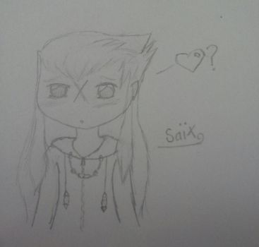 Chibi Saix by Ask-FemKorea