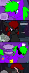 Broken Down Page 143: 'Scars Aligned' by StormClawPonyRises