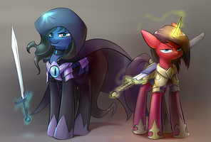 Guards by Underpable