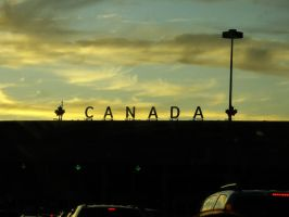 Entering Canada by Maureen-of-Suburbia