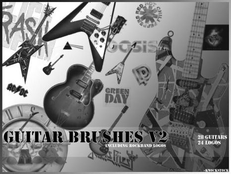 Guitar Brushes v2 by KnockStock