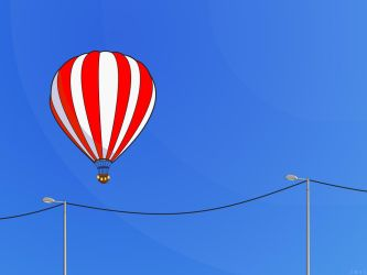 balloon by inri