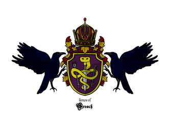House of Brosch Coat of Arms by DarthCloakedGuy