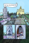 Crypts and Cantrips page1 by kytri