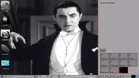Holiday Series Submissions - Classic Dracula by masstransitkrow