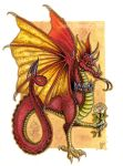 Prince turned into a Dragon by Lord-Giovanni