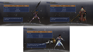 DW7:E Team Resistance Pack by BustaWolf
