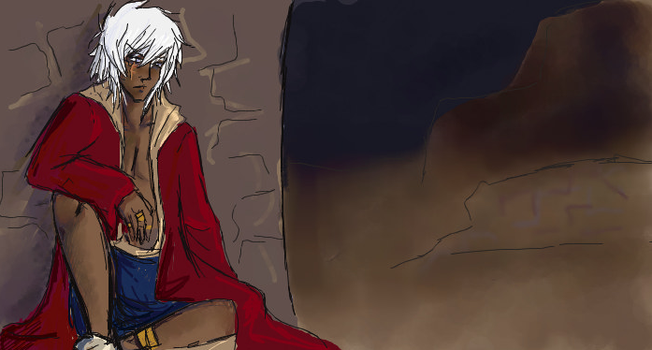 King of Thieves-iscribble by Charmestry