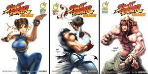 Street Fighter Remix Covers by UdonCrew