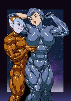 Silverhawks Sex Education by Pokkuti