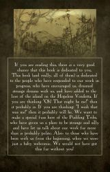 Hopeless, Maine Sinners-Dedication by CopperAge