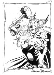 Thor by Mich974