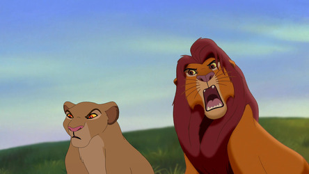 Sarabi in Lion King 2 Simba's Pride. by Through-the-movies