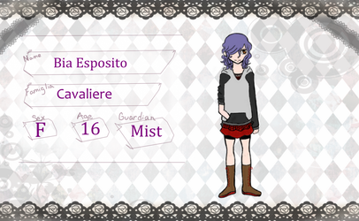 Bia Eposito App by 0StarChaser0