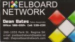 Pixelboard Network BC F by backflip540