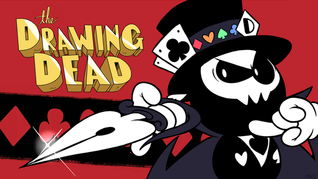 Maestro is 'The Drawing Dead' [TLH's ACE SAVVY] by Master-Rainbow
