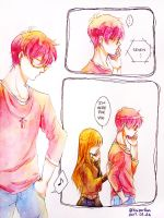 [Mystic Messenger] I'm here by Hini-Parlous