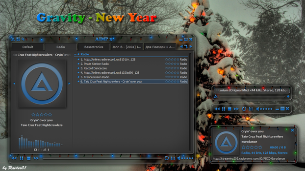 Gravity - New Year AIO by RaiderO1