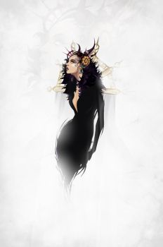 Sorceress Edea by ChasingArtwork