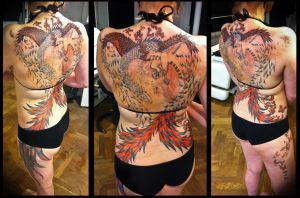 Phoenix project update WiP by Meatshop-Tattoo