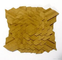 Spread Hexagons Tessellation by Lucy--C
