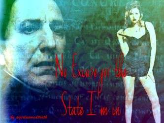 No Excuse for the State I'm In Wallpaper by PatriciaTepes