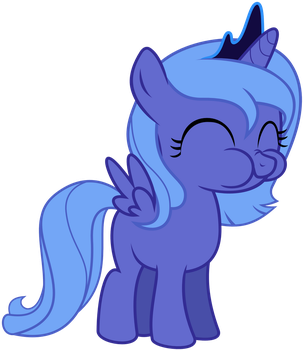 Woona munching on an apple by FuzzyGauntlets