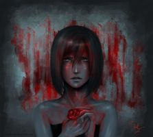 blood and silence by J-Melmoth