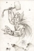 Thor Commission by FlowComa